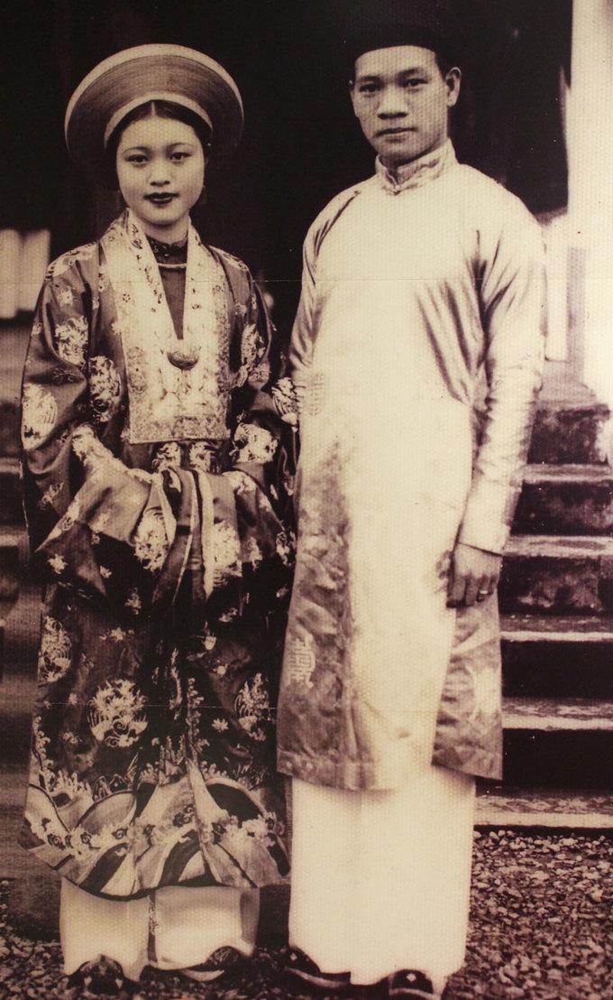 Gia đình hạnh phúc của cố bộ trưởng giáo dục Nguyễn Văn Huyên
