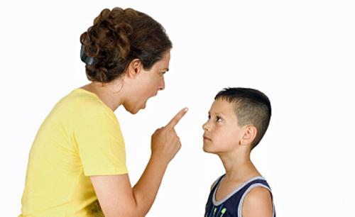 Những cách nuôi dạy con phản tác dụng