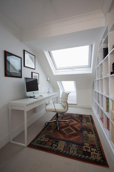Những mẫu bàn ghế tiết kiệm diện tích cho nhà hẹp 1