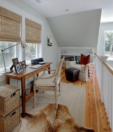 Những mẫu bàn ghế tiết kiệm diện tích cho nhà hẹp 3