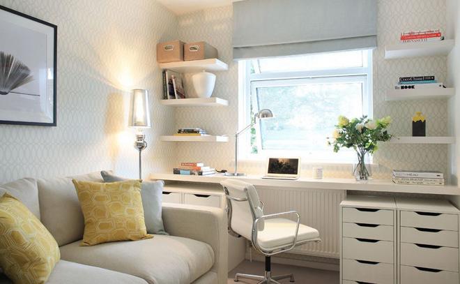 Những mẫu bàn ghế tiết kiệm diện tích cho nhà hẹp 7