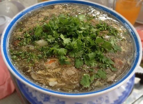 cách làm súp hải sản cho món ngon cuối tuần