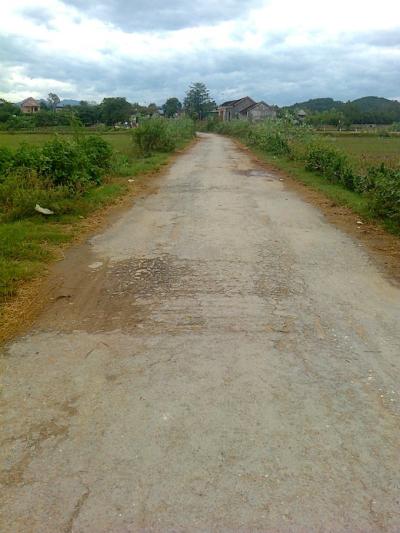 Con đường trở về làng...ư