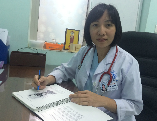 Nữ bác sĩ chạy đua với tử thần giành mạng sống trẻ sơ sinh