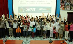 Hành trình cứu những đứa trẻ mắc bệnh hiếm gặp