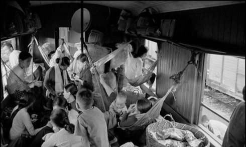Chuyến tàu hỏa Sài Gòn - Nha Trang năm 1952