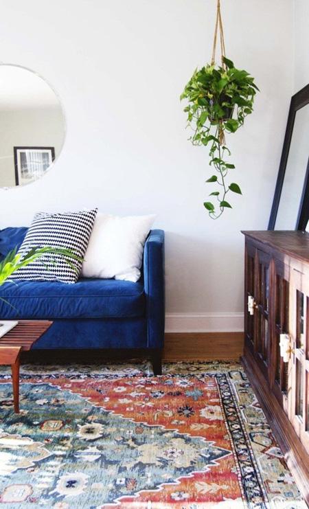 5 1 9688 1431328216 - Phòng khách sinh động nhờ sofa màu sắc