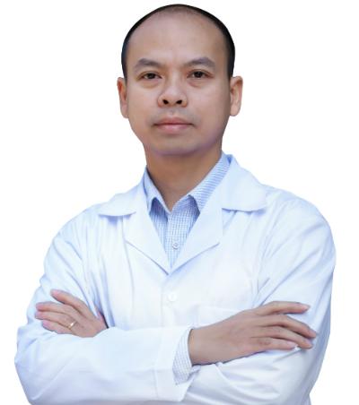 Tiến sĩ dược học Nguyễn Hoàng Tuấn.