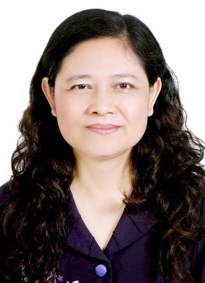 Phó giáo sư, Tiến sĩNguyễn Thị Lâm.