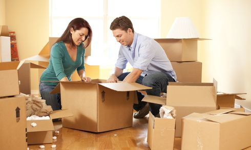 Mẹo hay giúp đóng gói đồ nhanh khi chuyển nhà
