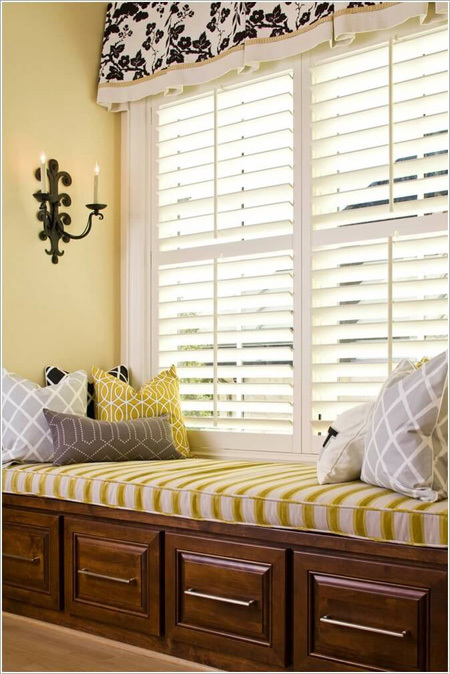 10 cách dùng rèm làm đẹp cho cửa sổ