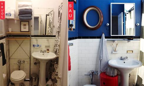 Cải tạo phòng tắm của nhà trọ không tốn kém