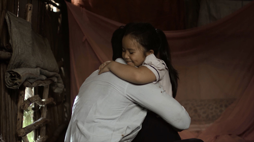 Phim ngắn chứa nhiều câu thoại ý nghĩa, thể hiện tìnhthương yêu của cha và con