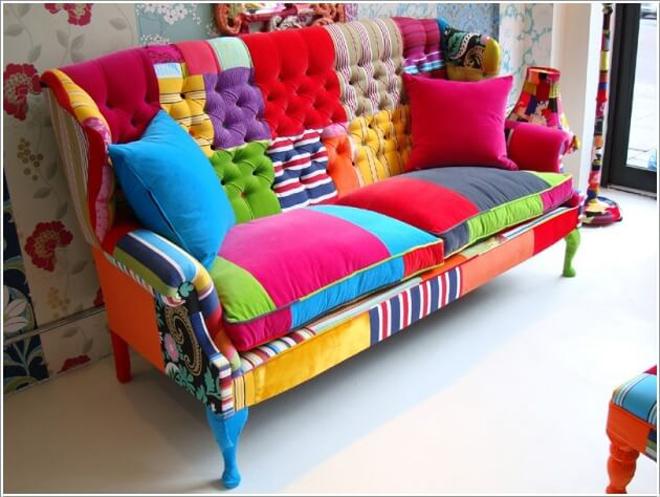 Sofa kỳ lạ cho mùa đông ấm áp hơn