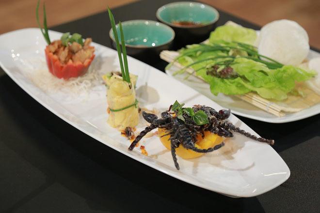 Hành trình đến với ngôi Vua đầu bếp Việt mùa ba của Thanh Cường