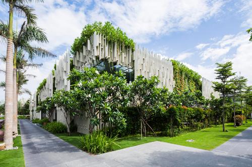 1 1 2811 1451557627 Cùng nhìn qua khu nhà phủ cây xanh mướt đoạt giải Công trình của năm