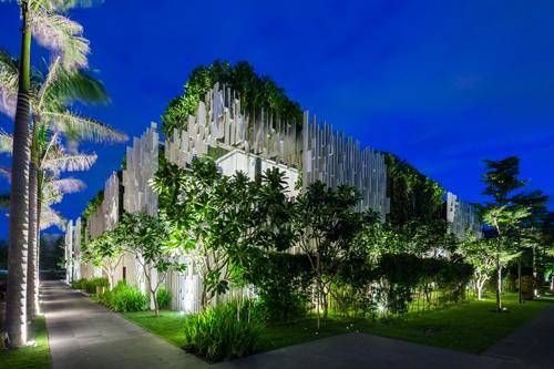 1 2 6565 1451557627 Cùng nhìn qua khu nhà phủ cây xanh mướt đoạt giải Công trình của năm