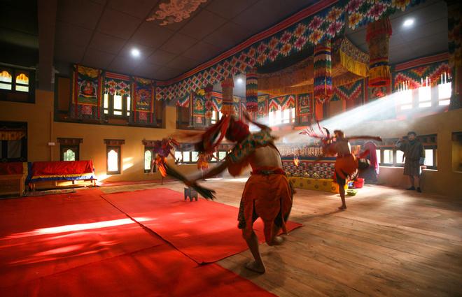 KTS người Việt thiết kế công trình độc đáo ở Bhutan