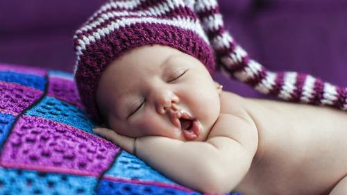 10 mẹo đơn giản để trẻ chóng buồn ngủ