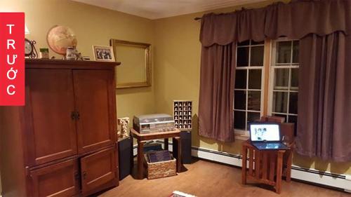 1 1356 1457752294 Cải tạo phòng cũ kỹ đơn giản nhưng đẹp như khách sạn