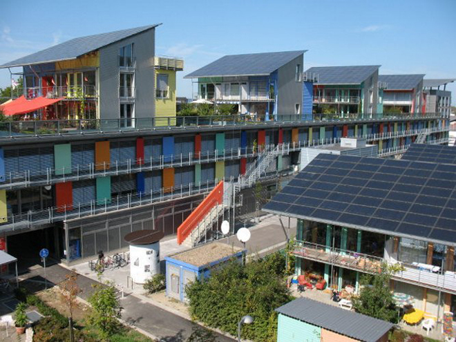 Chung cư thông minh tự sản xuất điện dùng thoải mái