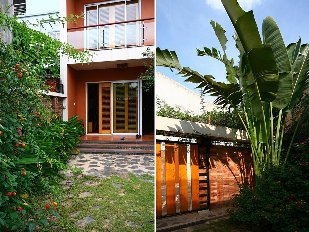 Gia đình trẻ bỏ trung tâm Hà Nội về nhà ngoại ô nhiều cây xanh