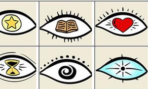 Trắc nghiệm: Những con mắt này tiết lộ gì về tính cách của bạn