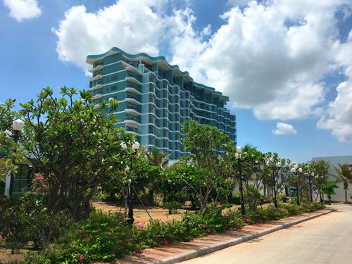 Block A dự án Blue Sapphire Resort - Hòn Ngọc quý đã được mài giũa