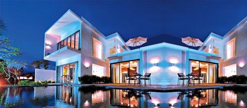 biệt thự Blue Sapphire Resort