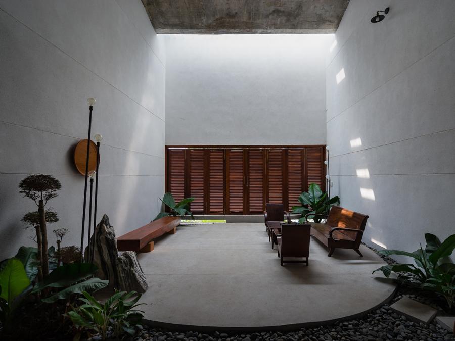Nhà trong nhà ở Bình Dương