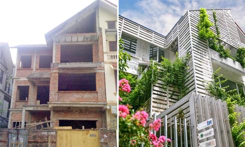 4 căn nhà khác biệt 'một trời một vực' sau khi cải tạo