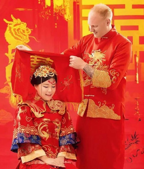 Trang phục cưới truyền thống khắp nơi trên thế giới