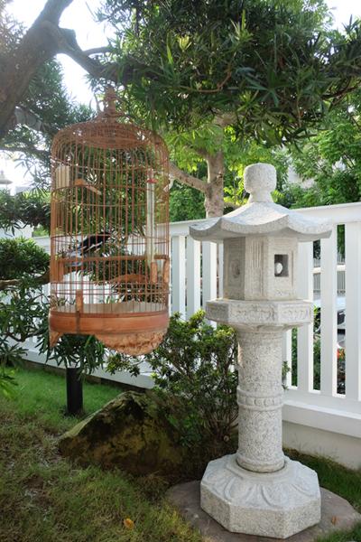 nhat 3 4359 1473906334 - Vườn Nhật 120m2 trong biệt thự Hà Nội