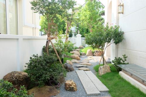 nhat 7 6710 1473906335 - Vườn Nhật 120m2 trong biệt thự Hà Nội