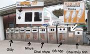 Tại sao Nhật ít thùng rác mà khắp nơi vẫn sạch bong