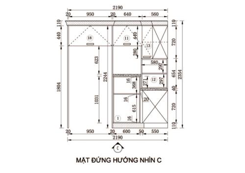 an-tuong-phong-cach-tan-co-dien-trong-gian-bep-nho-9