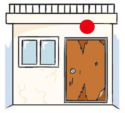 7 lỗi tối kỵ khi thiết kế cửa vào nhà