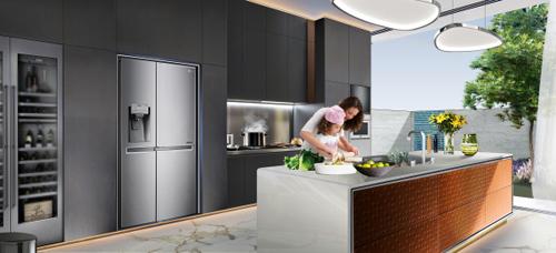 Mẫu bếp đẹp đạt giải cuộc thi 'Ý tưởng cho căn bếp hiện đại'