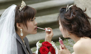 Nguy hiểm như làm phù dâu ở Trung Quốc