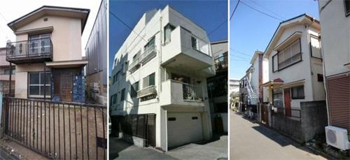 Tại sao tuổi thọ của các ngôi nhà ở Nhật lại ngắn ngủi?