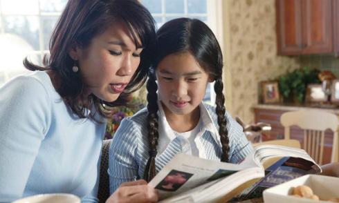 9 cách khiến con tự học bài không cần cha mẹ nhắc