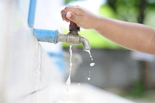Nênkhóa van nước sau khi sử dụng.