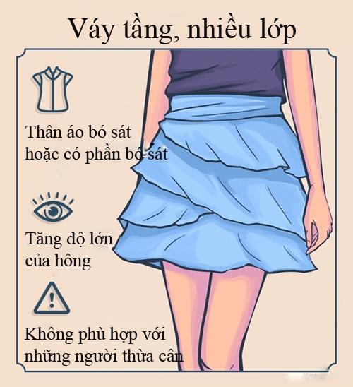 Ưu và nhược điểm của các loại chân váy - ảnh 10