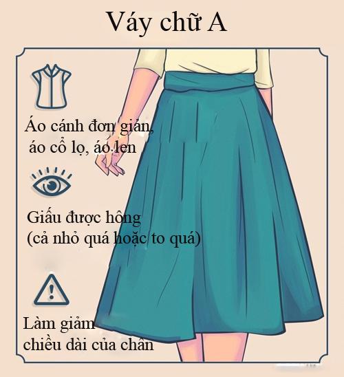 Ưu và nhược điểm của các loại chân váy - ảnh 4