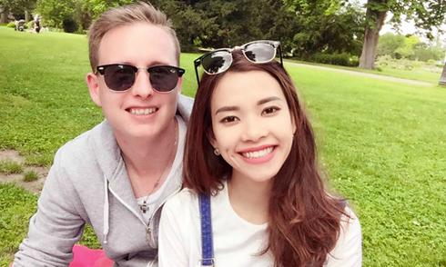 Cô gái Huế bất ngờ khi chồng Tây balo là chuyên gia cao cấp