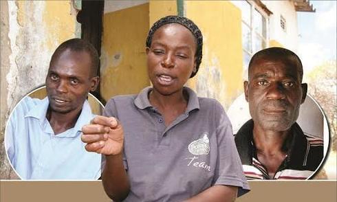 Cuộc sống hòa thuận của người phụ nữ với hai chồng