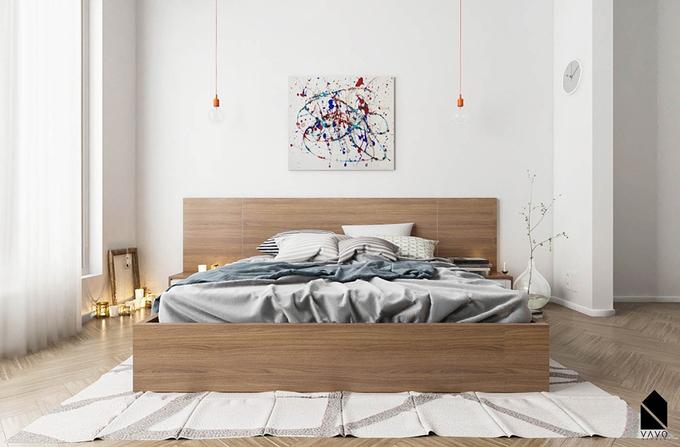 Cách để phòng ngủ ít đồ mà sang trọng