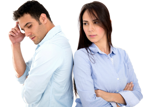 Vợ có nhiều hành động lạ