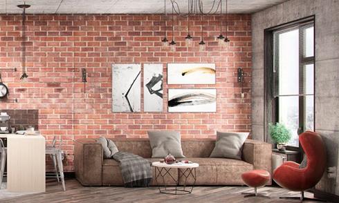3 căn hộ dưới 50 m2 cho chủ nhà thích sự khác lạ