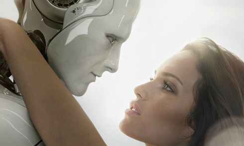 Cô gái chỉ muốn yêu và cưới người máy